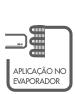 APLICACAO NO EVAPORADOR