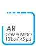 AR COMPRIMIDO 10 - 145