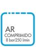 AR COMPRIMIDO 8 - 250