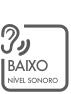 BAIXO NIVEL SONORO