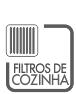 FILTROS DE COZINHA