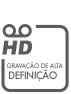 GRAVAÇÃO DE ALTA DEFINICAO