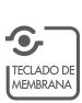 TECLADO DE MEMBRANA
