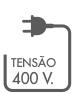 TENSAO 400 V