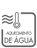 AQUECIMENTO DE AGUA