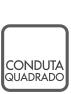 CONDUTA QUADRADO