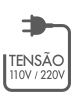 TENSAO 110 220V