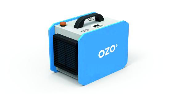 desinfecção do ozono